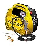 Stanley - Compressore Air Kit 1,5Hp Con Accessori