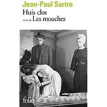 Huis clos/Les mouches (Folio)