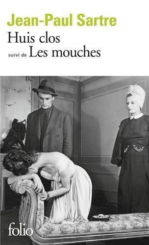 Huis clos, suivi de Les mouches par Jean-Paul Sartre