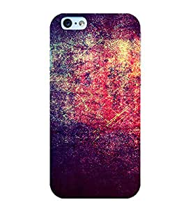 Bright Red Purple Pattern 3D Hard Polycarbonate Designer Back Case Cover for Apple iPhone 6s Plus :: Apple iPhone 6s+