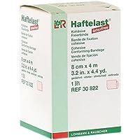 HAFTELAST Fixierb.kohäs.latexfrei 8 cmx4 m creme 1 St Binden preisvergleich bei billige-tabletten.eu