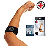#7: Tennis Elbow Brace: The Ultimate Tennis and Golfer's Elbow Solution & Doctor Written Handbook