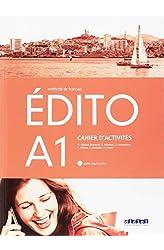 Descargar gratis EDITO A1 EXERCICES+CD ED.18 en .epub, .pdf o .mobi
