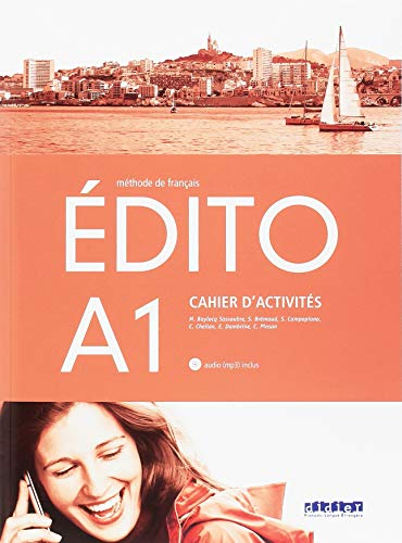 EDITO A1 EXERCICES+CD ED.18