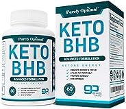 حبوب كيتو دايت بريميام - استخدام الدهون للحصول على الطاقة مع الكيتوسيس - تعزيز الطاقة والتركيزوالتحكم في الرغب