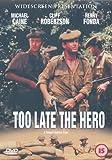Too Late The Hero [Import anglais]