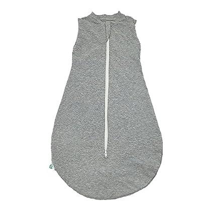 Sacos de Dormir para Bebé, Peso de Verano, Lavable a Máquina, 0.5 Tog, Tamaño M: 0-1 Años 58cm