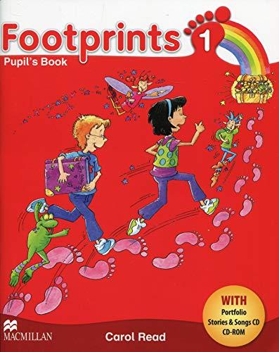 FOOTPRINTS 1 Pb Pk: Pupil's Book Pack - 9780230011991