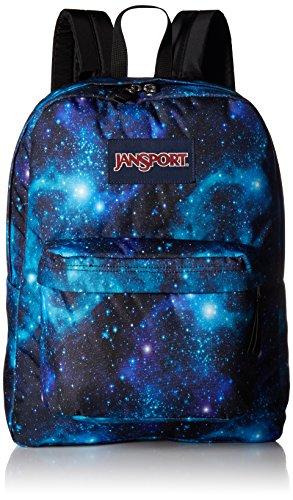 Jansport Unisex-Erwachsene Superbreak Rucksack, O/S, Galaxy (Jansport Galaxy-rucksack)