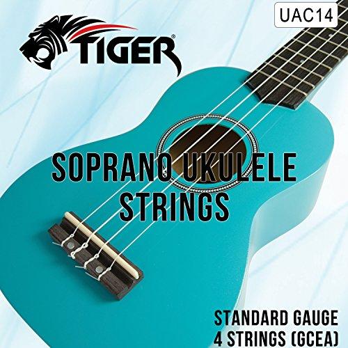Tiger UAC14 Ukulele-Saiten