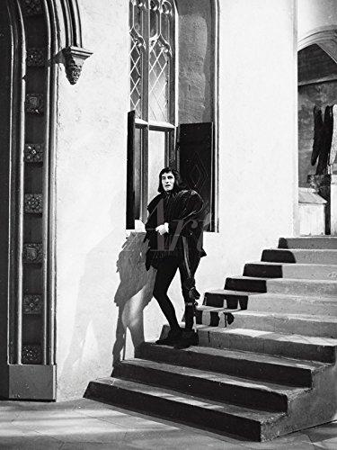 Artland Wandbilder selbstklebend aus Vliesstoff oder Vinyl-Folie Filmszene Shakespeare's Richard III, 1956 Film & TV Film Fotografie Schwarz/Weiß C5CX