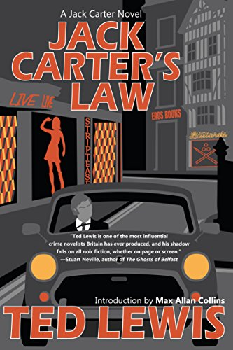 Jack Carter's Law (Jack Carter Trilogy Book 2) by [Lewis, Ted]