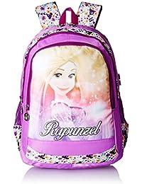 46dc313b2ae Disney Princess Rapunzel Purple School Bag for Children of Age Group 8 +  years