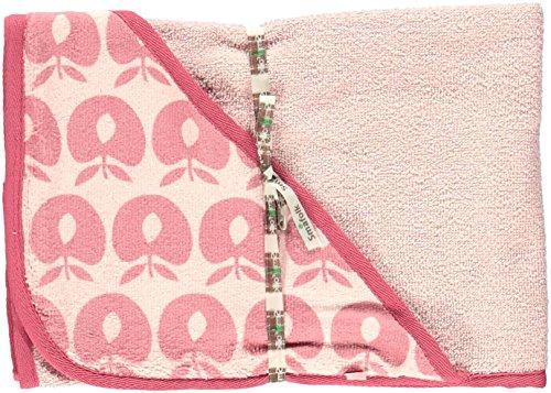 Baby-Badetuch Kapuze Pink 80-9220-508 von Smafolk aus Dänemark