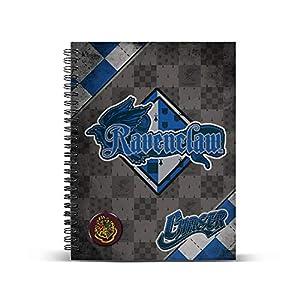HARRY POTTER- Libretas y Cuadernos, (Karactermania KM-38212)