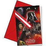 Zaproszenia z koperta Star Wars