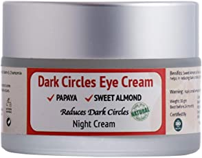 Mirah Belle Almond Dark Circles Eye Cream, 30 gm