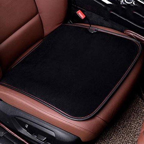 Auto Heizdecken Elektro-Thermisch Kissen 12V Zigarettenanzünder Heizung Sitzkissen , black