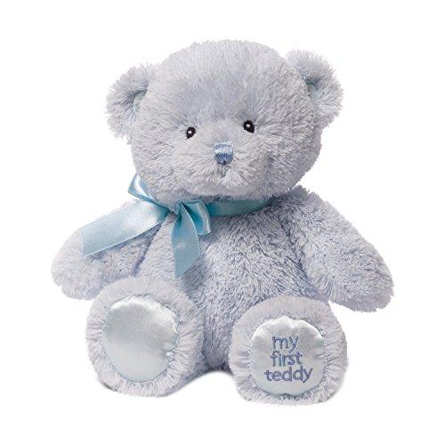 d My First Teddy Plüschtier, klein, blau ()