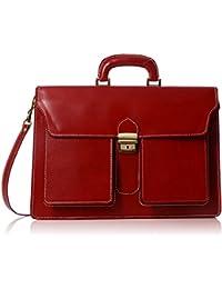 Bags4Less Unisex Pisa Aktentasche Laptop Tasche, 14x30x40 cm