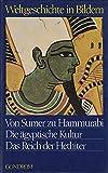 Von Sumer zu Hammurabi - Die ägyptische Kultur - Das Reich der Hethiter - Weltgeschichte in Bildern 1. Band - Claude [Hrsg.] Schaeffner