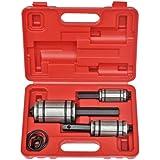 Jago Auspuff Rohr Aufweiter Rohraufweiter KFZ Erweiterung Rohrausweiter Rohrspreizer Set ø 30 - 85 mm inkl. Koffer