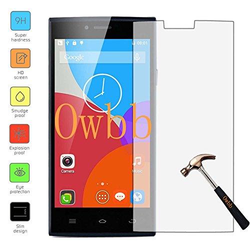 Owbb Glas Display Schutzfolie für THL T6C Smartphone Screen Protector Hartglas Schutzfolie