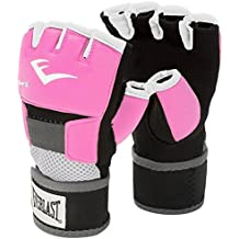 Everlast Evergel - Guantillas de boxeo para mujeres, color rosa