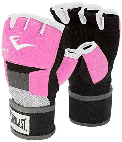 Everlast Evergel Hand Wrap Boxhandschuhe, Rosa, Medium -
