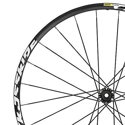 Mavic 2016 Crossride UB Rim Brake Mountain Rear Wheel by Mavic