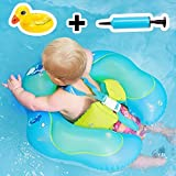 #6: R ? HORSE Baby Inflatable Swimming Float Ring Children Waist Float Ring Inflatable Floats Pool Toys Swimming Pool Accessories for Aged 3-12 Month (Size S)