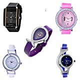 Horse Head Analogue Multi-Colour Dial Women's Watch (5-lo-com)