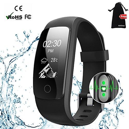 Fitness Armband-MUXI Herzfrequenz Pulsuhr