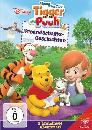 Meine Freunde Tigger und Puuh: Freundschaftsgeschichten