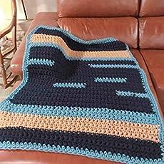 Manta sofá lana