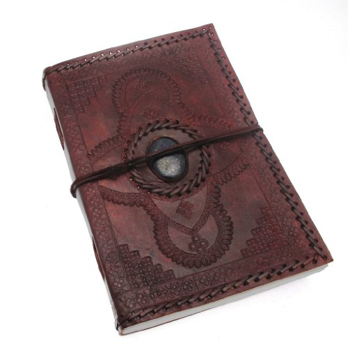 indra-hefty-stitched-and-embossed-stoned-leather-journal-180-x-265-mm