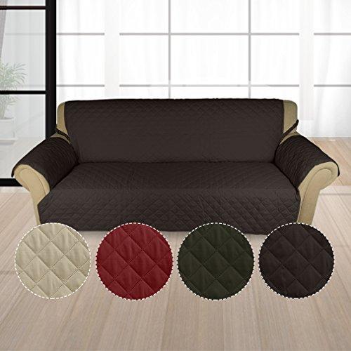Kinlo funda de sof cubre sof 3 plazas para mascotas - Funda sofa 3 plazas ...