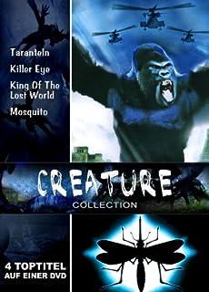 Creature Collection (Taranteln: Die tödliche Fracht/Killer Eye/King of the Lost World/Mosquitos)