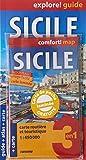 Sicile - Guide + Atlas + Carte routière