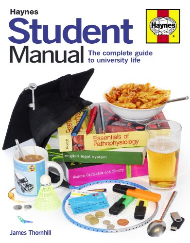Haynes Book Student Manual The complete guide to university life Including an AA Microfibre Magic Mitt