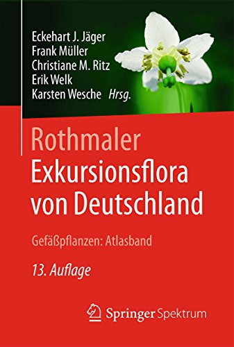rothmaler-exkursionsflora-von-deutschland-gefasspflanzen-atlasband