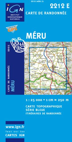 Meru GPS: IGN2212E
