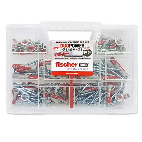 Fischer Kit fixtainer