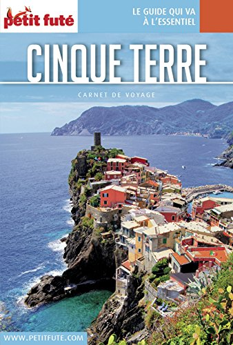 Book's Cover of CINQUETERRE 2017 Carnet Petit Futé