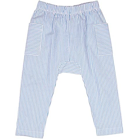 Krutter - Play Pants - Turqouise Stripes