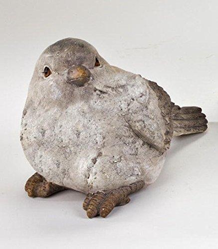 Décoration Oiseau, 32 cm, Stone