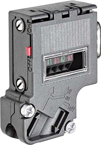 SIEMENS - CONECTOR PROFIBUS ET200 15 8X54X39 5MM