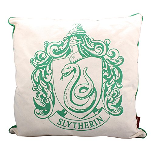 Cojín lleno de Harry Potter - Slytherin Crest