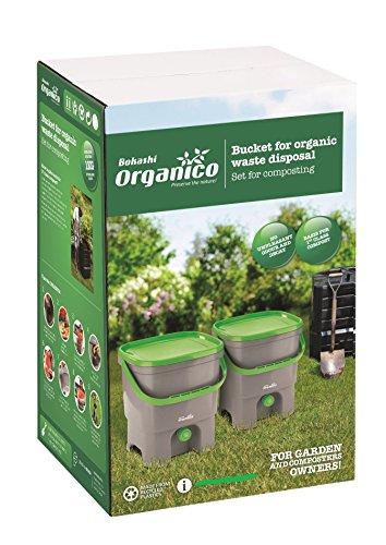 Zoom IMG-2 eco bokashi organico sistema dual