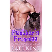 Panther's Princess (Curvy Girls Mail Order Brides Club Book 6)